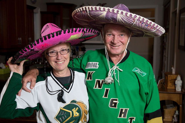 The Sombrero Guy & Lady